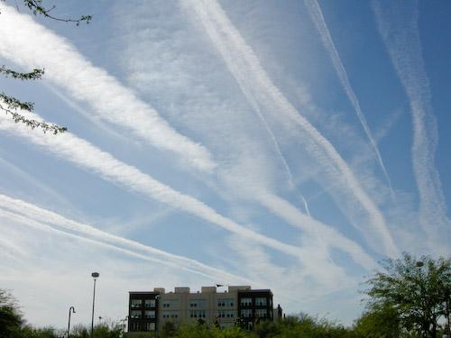 CBS Atlanta Asks For Chemtrail Photographs